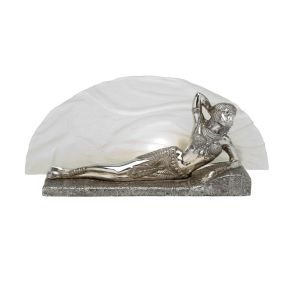 THE CLEO LARGE FIGURE DECO TABLE  LAMP