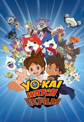 film de yo kai watch en français - YouTube