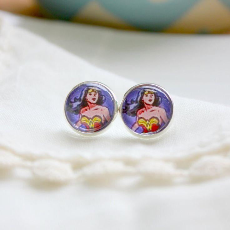 Le chouchou de ma boutique https://www.etsy.com/ca-fr/listing/280289372/super-heros-boucles-doreilles-boutons