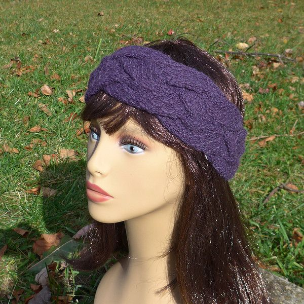 We LOVE this alpaca headband!  It's extra thick and super soft.