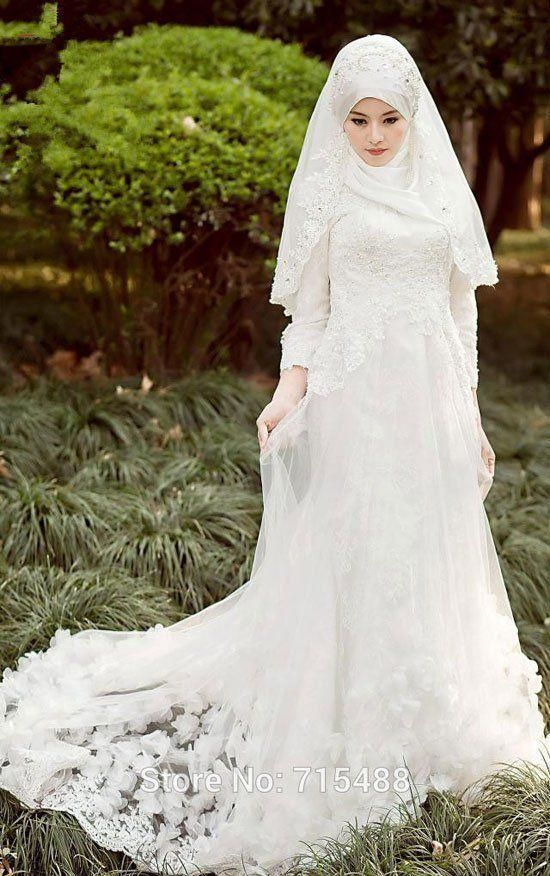Islamic Wedding Dresses Tumblr : Best images about hijab lover on pleated