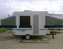 Camper Rental Austin Texas pop-up camper $75 a day