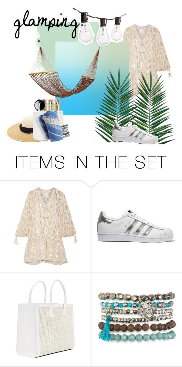 """GLAMPING"" by ludmilisima on Polyvore featuring art"