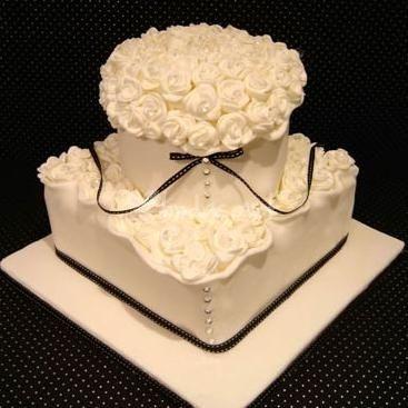 Pasteles de boda originales