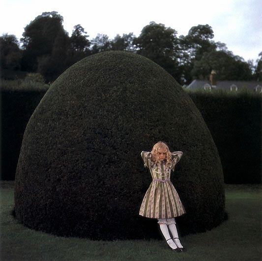 "Photograph from Hajime Sawatari's ""Alice"" series"