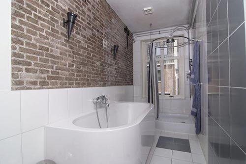 70 beste afbeeldingen over badkamer op pinterest toiletten zwart betegelde badkamers en - Keramische inrichting badkamer ...