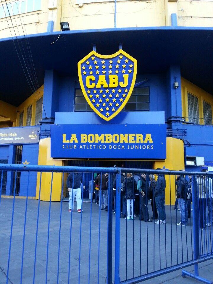Estadio Alberto J. Armando (La Bombonera, CABJ)
