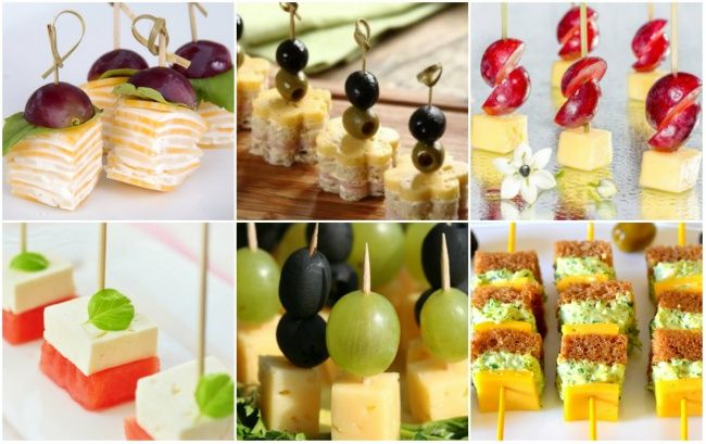 11mouth-watering canapé recipes you'll certainly want tomake