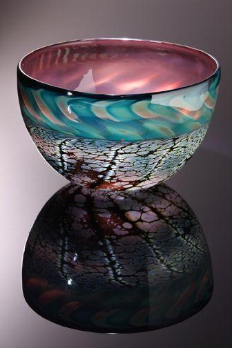 Stephen Foster Glass / Stourbridge Glassblowing / Hot Glass