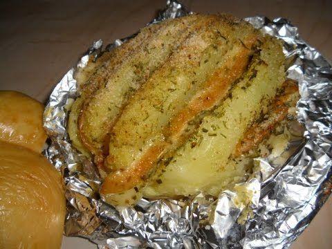 Patata al forno ripiena - Rita's Kitchen