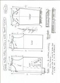 Esquema de modelagem de jaqueta bomber, college, americana ou varsity tamanho M.