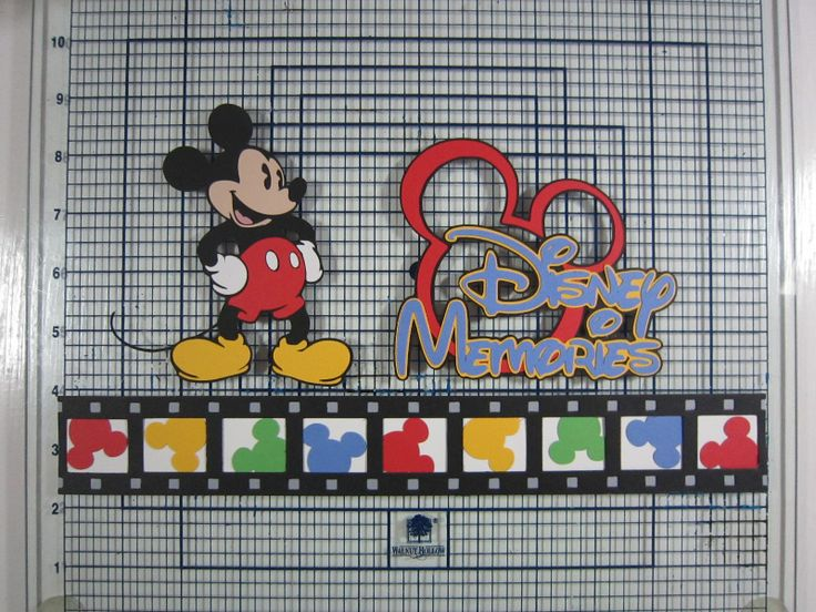 Disney love the filmstrip