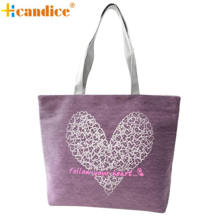 Naivety 2016 New Fashion Cute Heart Printing Lady Canvas Shoulder Casual Handbag Women Tote JUL13 drop shipping //Price: $7.99 //       #7DollarGiftItems    #cute #instagood #beautiful #dandg #picoftheday #cocochanel #girl #brandonflowers #love #tagblender #dolceandgabbana #lovely #branded #instabrands #good #photooftheday #brands #me #brandy #iphonesia #chanel #awesome #tweegram #tbt #brandname #instamood #brandon #brandymelville #louisvuitton #brand