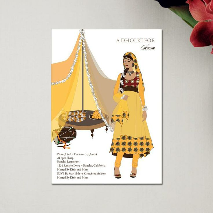 Indian Baby Shower Invitations for good invitations example