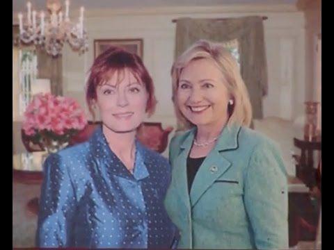 Susan Sarandon Tells The Truth & Destroys Hillary Clinton – The Phaser