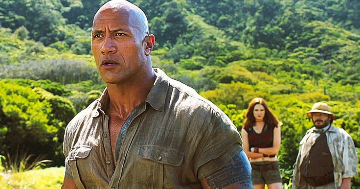 "Watch the Rock, Jack Black, Kevin Hart in 'Jumanji' Trailer: Dwayne ""The Rock"" Johnson, Jack Black, Kevin Hart and Karen Gillan star in the new, punchline-heavy trailer for This article originally appeared on www.rollingstone.com: Watch the Rock, Jack Black, Kevin Hart in 'Jumanji' Trailer http://www.rollingstone.com/movies/news/watch-the-rock-jack-black-kevin-hart-in-jumanji-trailer-w504558?utm_source=rss&utm_medium=Sendible&utm_campaign=RSS"