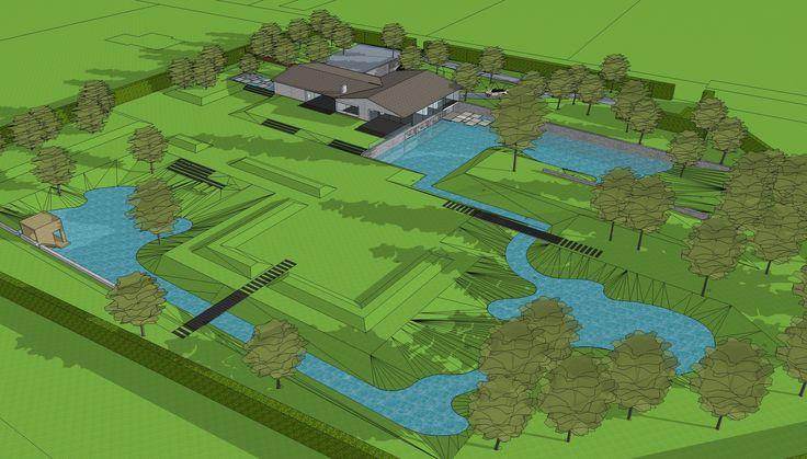 private tuin 3D tuinontwerp