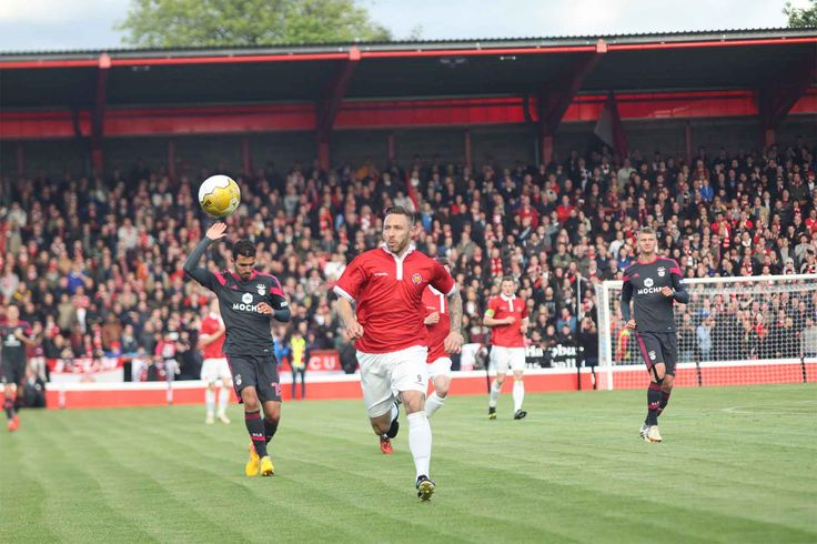Fan owned FC United of Manchester played a friendly with the Benfica B team from Portugal with the Fairtrade Bala Sport Pro match balls to mark the opening of their stadium, Broadhurst Park. More Details and Info https://idnbookie.com