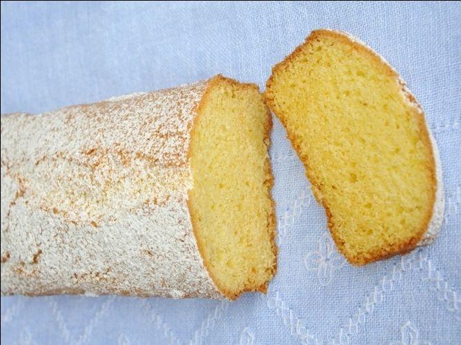 Plum cake soffice senza glutine