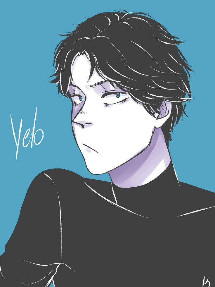 Yelo - GOTH   by Inuinuns1