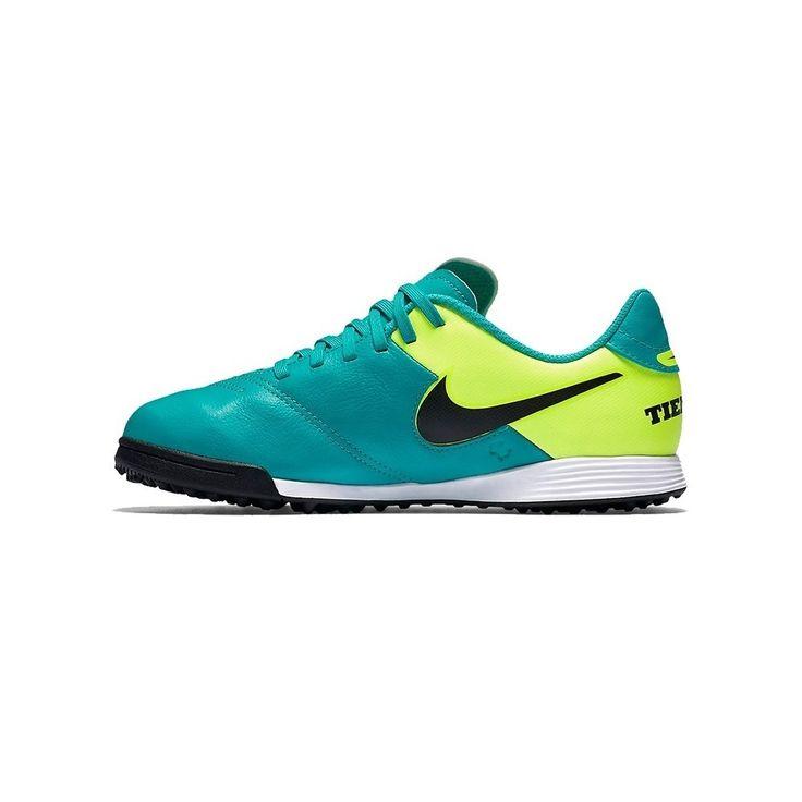 Ποδοσφαιρικά παπούτσια nike TIEMPOX LEGEND VI TF Jr - 819191-307