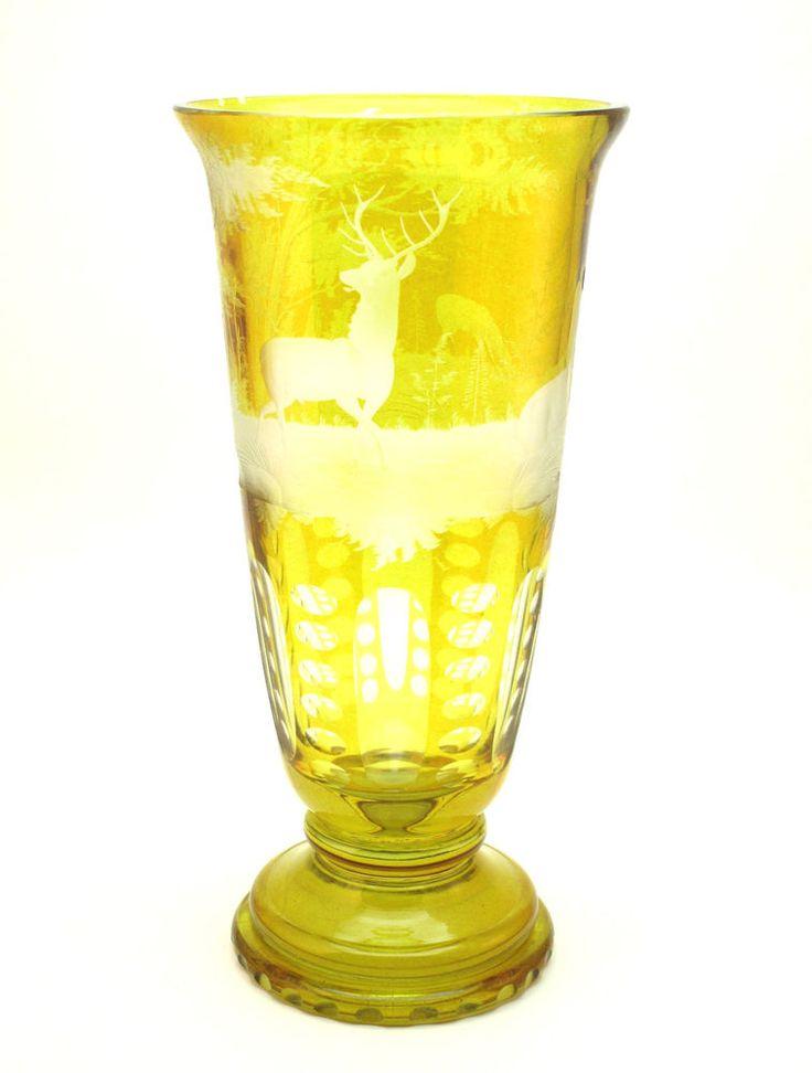 Engraved Amber Glass Bottles