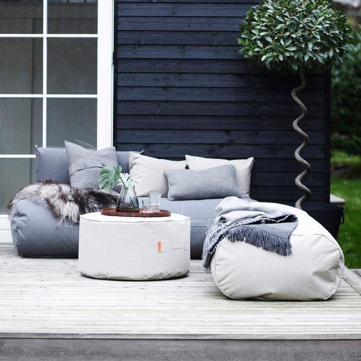 Outdoor Kissen Large / Outdoorgeeignet   90 X 50 Cm, Grau Von Trimm  Copenhagen Finden Sie Bei Made In Design, Ihrem Online Shop Für  Designermöbel, ...