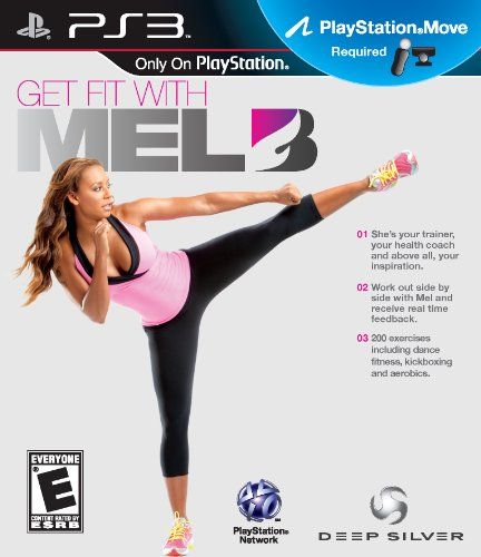 Mel B. will lead you through dynamic workouts of your choice while the game senses and tracks your performance. Throughout the workout, you'll get real time encouragement and personal training tips from Mel to help you get the most out of each move and the best results possible. The game will even design a customized nutrition program for you that will include step-by-step recipes, videos and shopping lists. Best of all, you aren't in this al...