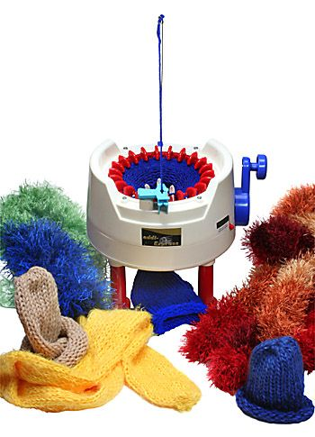 HOW TO GET WHAT YOU WANT: ccircular knitting machines