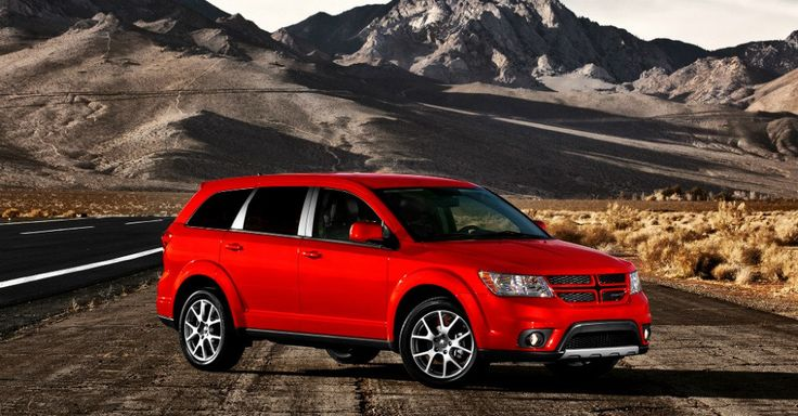 2017 Dodge Journey: Versatility and Capability for You