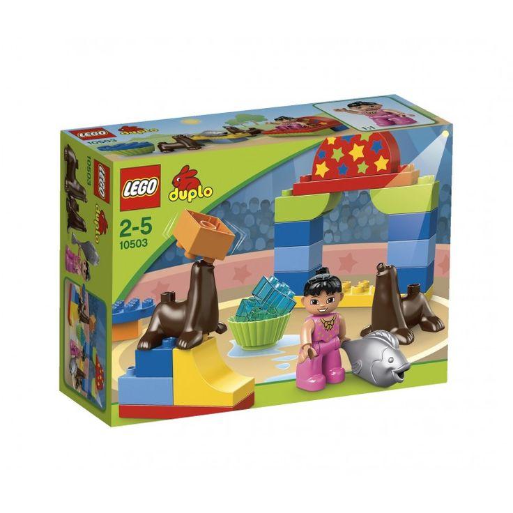 DUPLO LEGO Ville Stad 10503 Circusshow