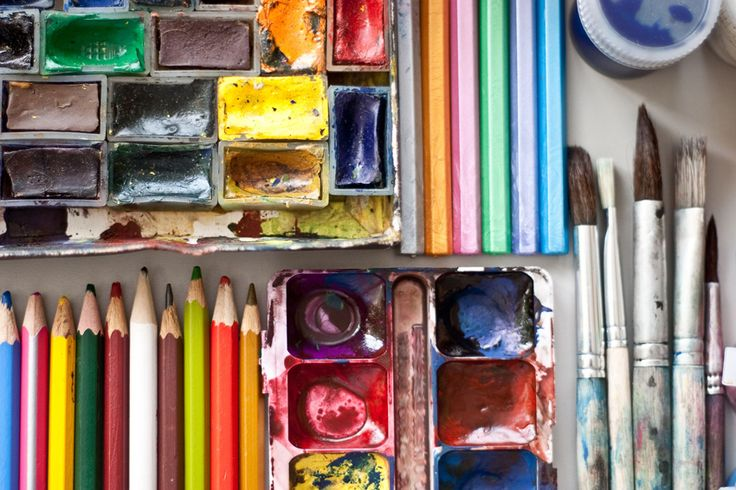 How To Get Started With Watercolor | www.drawing-made-easy.com | #start #watercolor