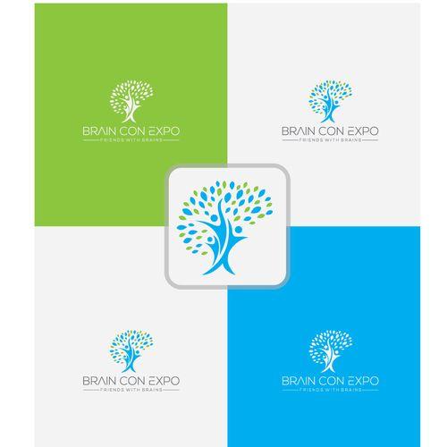 Logo for state-of-the-art nonprofit!  Help revolutionize Brain Con Expo Design by lastchild