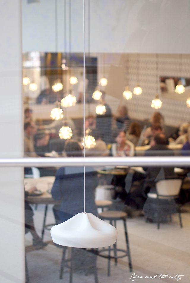 Love the Fazer Café at Helsingin Messukeskus