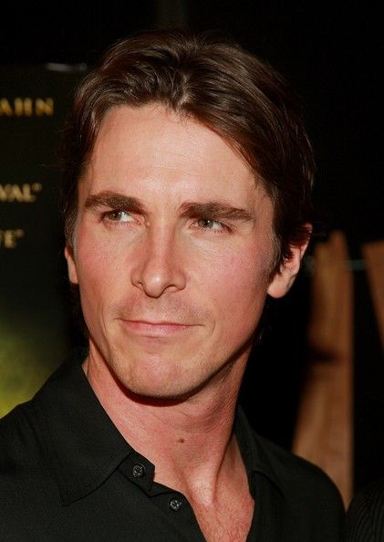Christian Bale  Actor Christian Bale attends the premiere of 'Rescue Dawn' at the Dolby Screening Room, June 25, 2007 in New York City.