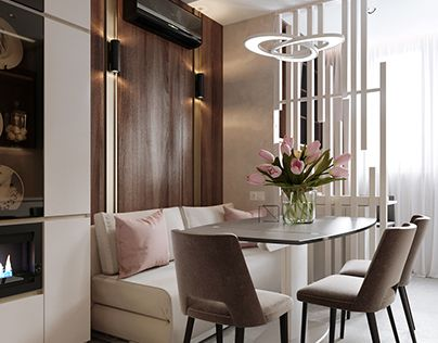 ROSE QUARTZ, apartment in Kiev, Ukraine