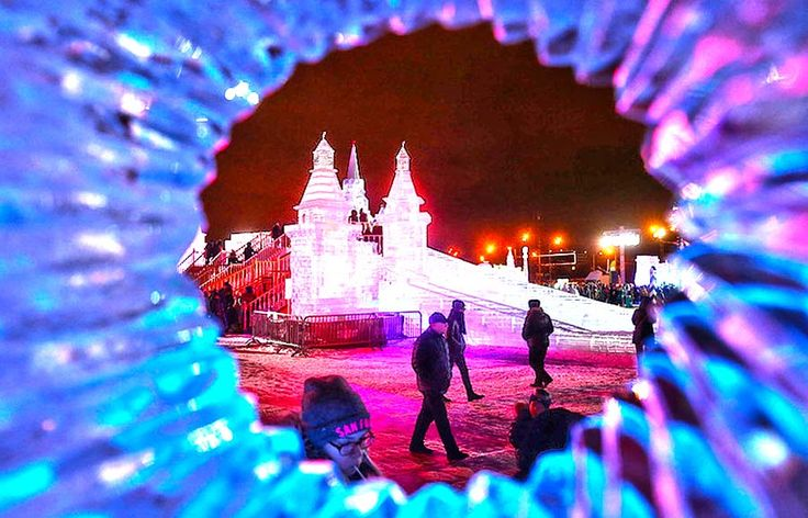 "If you are still on at your Moscow trip then do not forget to visit Moscow most popular ""Ice Moscow"" festival which is celebrated at Porlonnaya Hill and open until March 1. Here you can see all the amazing Moscow buildings made from ice. The operating hours of this festival is 11.30 to 22.00 and the entrance fee is 350 rubles for adults, 250 rubles for kids over 7 years of age. If you wanted a free entrance the go there on Feb 20."