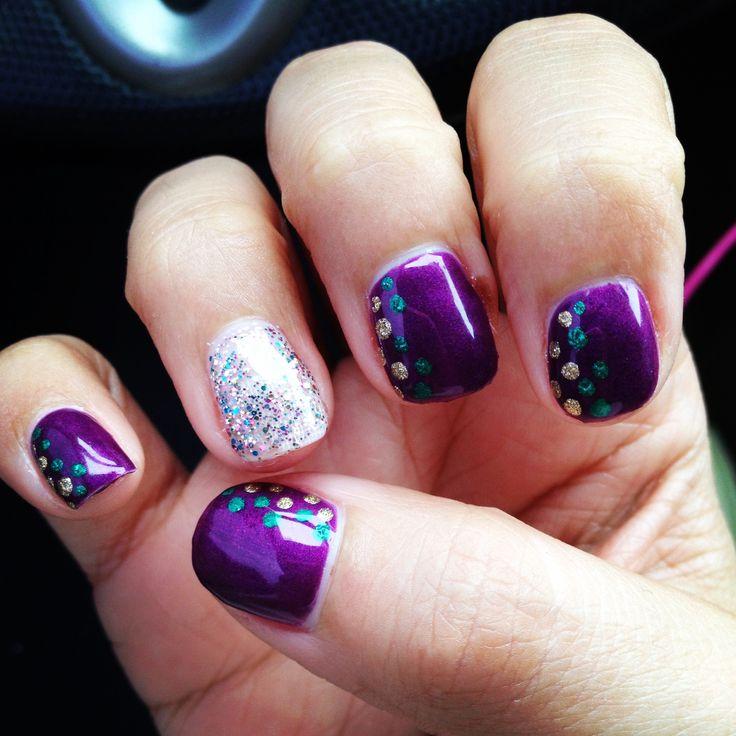 14 best Mardi Gras images on Pinterest | Belle nails, Mardi gras ...