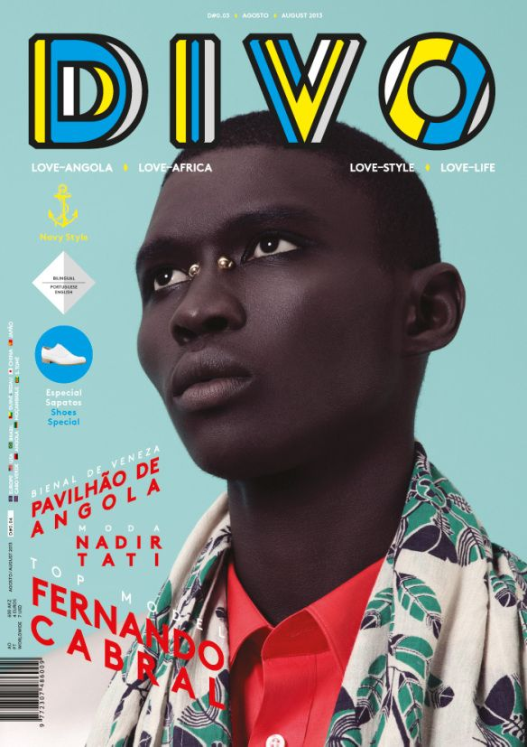Fashion photographer Paco Peregrin. DIVO Magazine  feat. Fernando Cabral  www.auraphotoagency.com