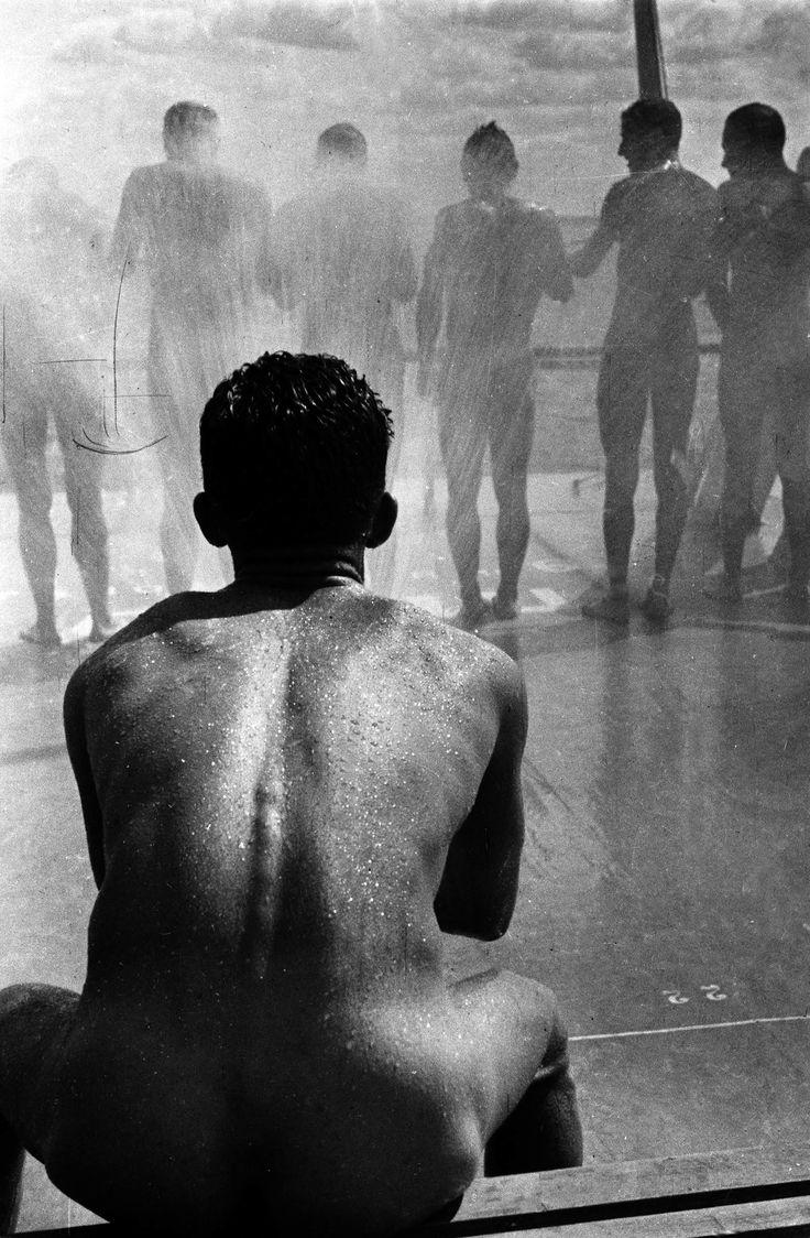 Shower, 1935.