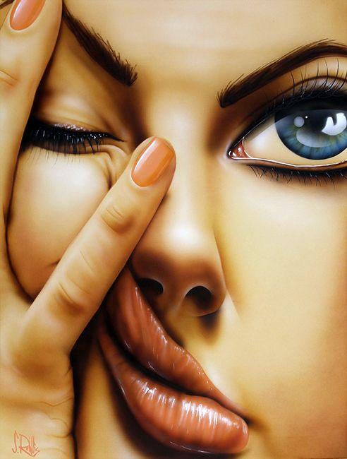 Awake Too Long | Scott Rohlfs Art