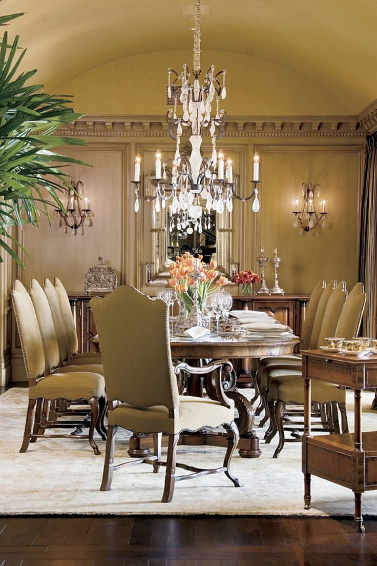 Elegant Dinning Room. Dining DecorDining ...