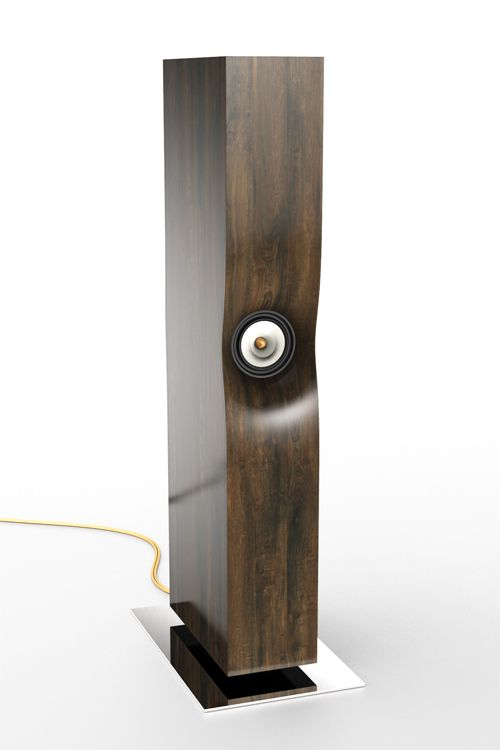 Existence Loudspeakers Earth full-range, from Finland.