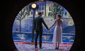 La La Land review – Gosling and Stone sparkle in a gorgeous musical romance | Film | The Guardian