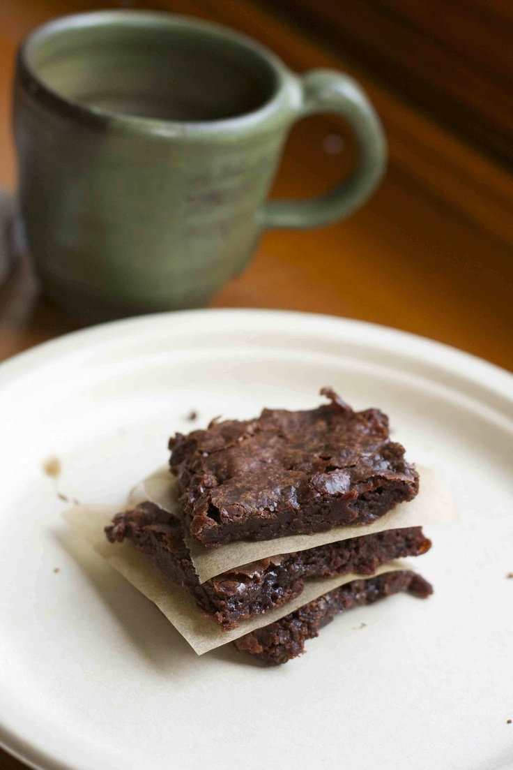 The Best Vegan Fudge Brownies | Vegan brownies