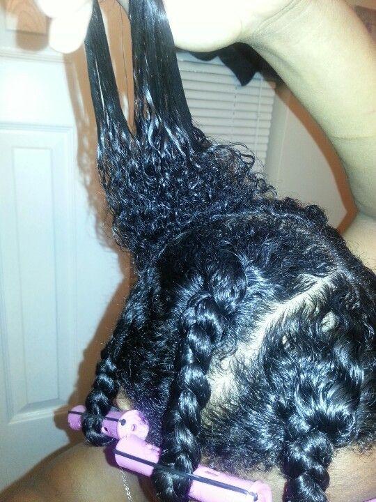 transitioning hair ideas