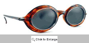 Nuvo Riche Sunglasses - 542 Tortoise