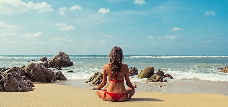 I never really understood what meditating was until, one night last year while lying in bed feeling restless and fussy, I paused and took three deep breaths. As I inhaled, my chest rose and my ribs