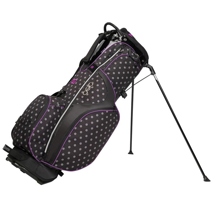 Golf Bags from OGIO featuring the Diva Luxe Women's Golf Bag ...