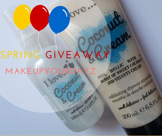 make up your dayz: Spring Giveaway!!